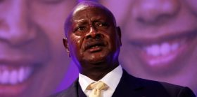 Ugandan president backs the use of blockchain to tackle fake drugs