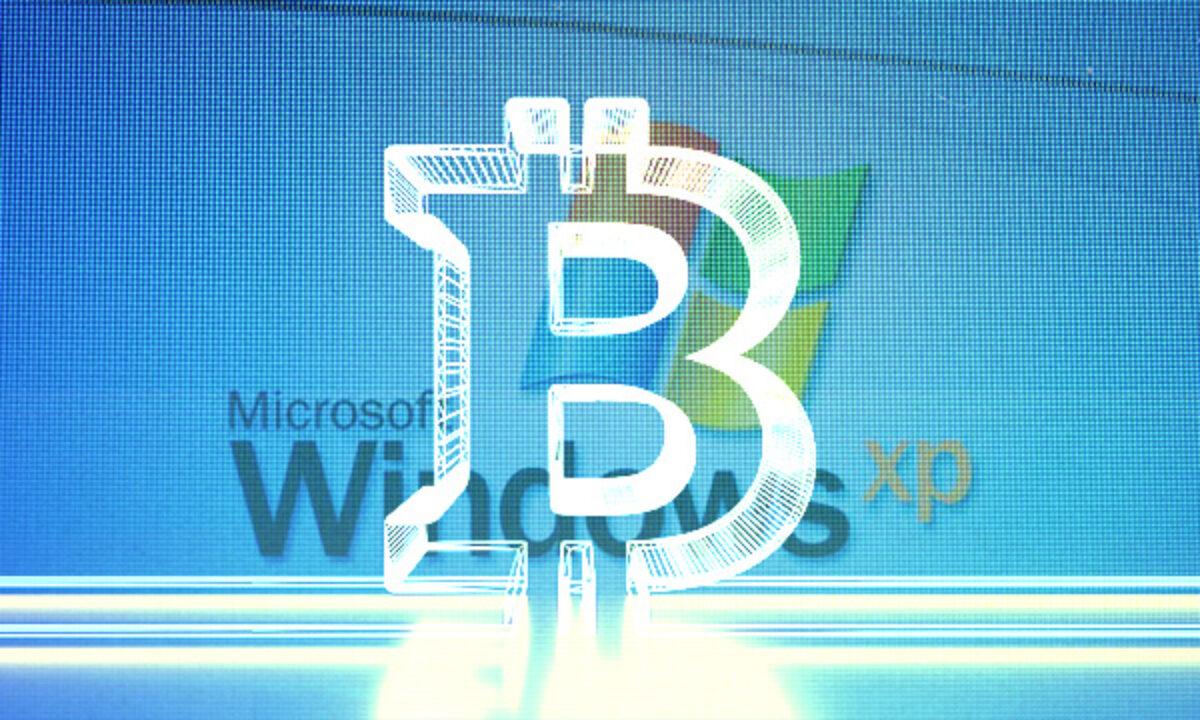 bitcoin bányászati szoftver windows xp bitfinex btc betétdíj