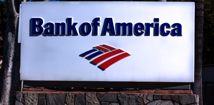 bank of america cryptocurrency