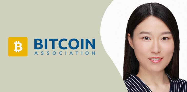 比特币协会聘请Lise Li出任中国区经理来帮助比特币SV在区域的发展