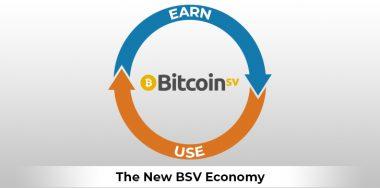 比特币SV:赚取并使用比特币