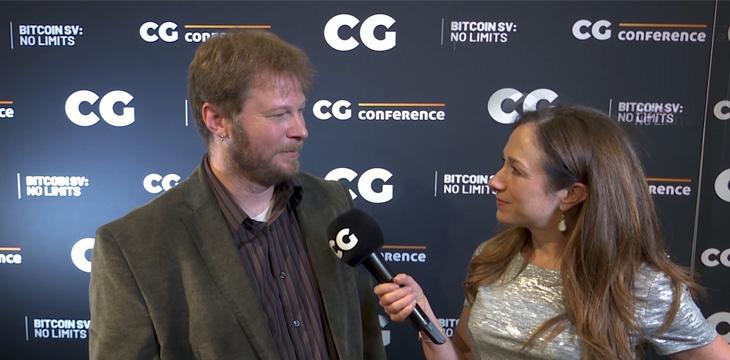 David Case: Building games for the Bitcoin blockchain