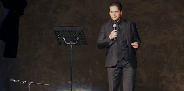 Dr. Craig Wright gives stellar performance at FT Alphaville Vaudeville in London