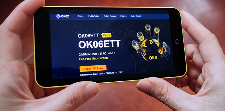 Daily settlement for Bitcoin SV now available on OKEx