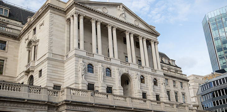 UK central bank chief: crypto could displace the US dollar