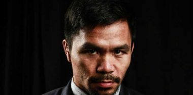 Boxing champ Manny Pacquiao launches first celebrity crypto