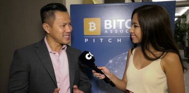 Jimmy Nguyen talks about benefits of Bitcoin Association Pitch Day