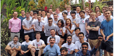 Postcard from Bali – BSV developers at work