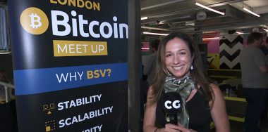 September Bitcoin SV London Meetup highlights