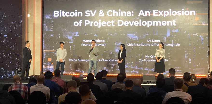 CoinGeek Seoul: China sees explosion of project development with BSV