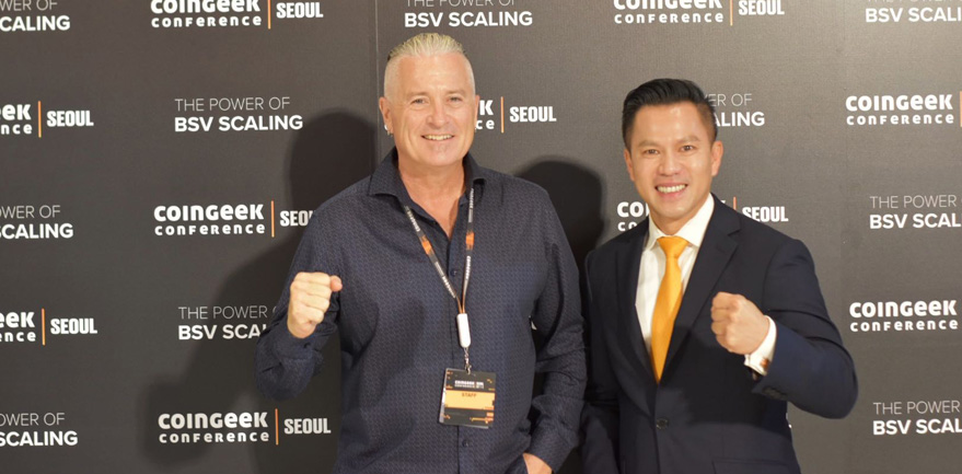 CoinGeek Seoul Conference Day 1 highlights