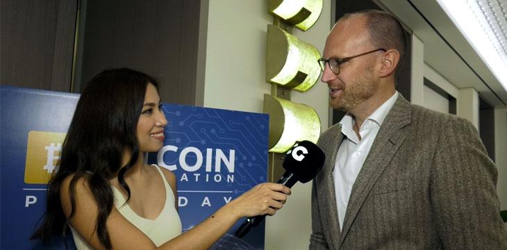 Startup investor Jan Smit sees massive potential in BSV startups