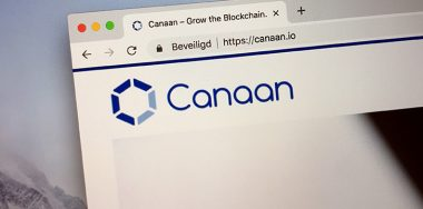 Crypto miner Canaan will be listed in the US in November