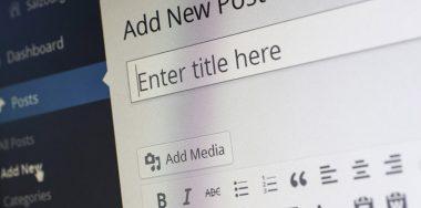 Malicious WordPress plugin can secretly mine crypto