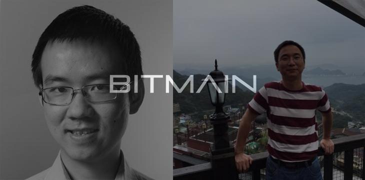 吴忌寒(Jihan Wu)踢走比特大陆(Bitmain)联合创始人詹克团(Micree Zhan)