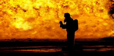 Massive fire disrupts Chinese BTC mining operation
