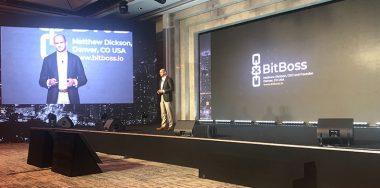 马特·迪克森(Matt Dickson)在CoinGeek首尔会议上展示了新的比特币SV博彩技术