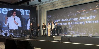 Winners of 2nd BSV Hackathon announced at CoinGeek Seoul conference