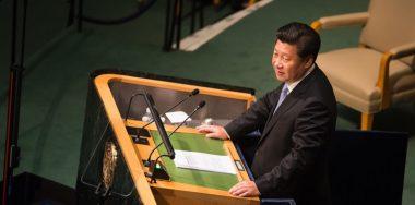 习近平:中国准备在几乎所有层面拥抱区块链