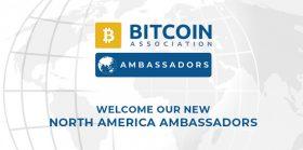 比特币协会任命北美大使助力比特币SV的发展