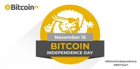 Bitcoin Independence Day: BSV the fastest growing blockchain ever