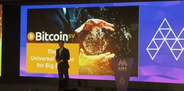 Bitcoin SV: The Enterprise Blockchain
