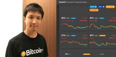 Ho Tsiming: How to buy and sell financial data on RateSV