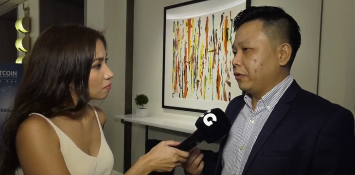 The BSV Pitch: Sunny Fung of Showpay