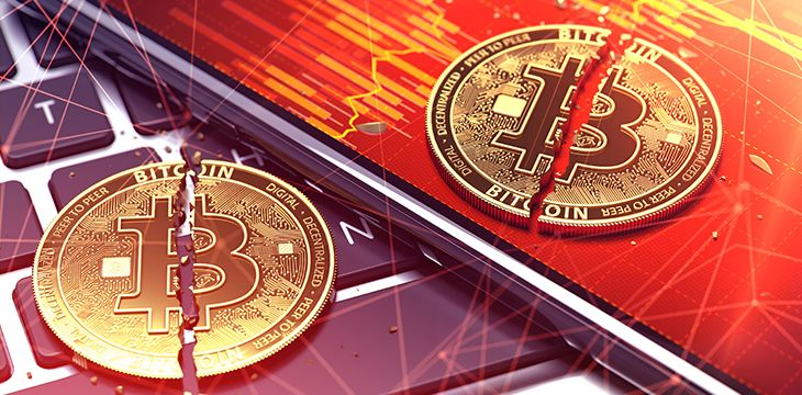 The origins of Bitcoin: Markets and crashes