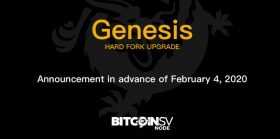 Bitcoin SV Genesis hard fork implementation plan announced