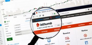 Crypto exchange Bithumb hit with $68.9M in witholding tax