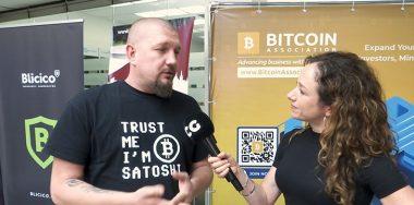 Chrono Bank CEO Sergei Sergienko on tokenizing time