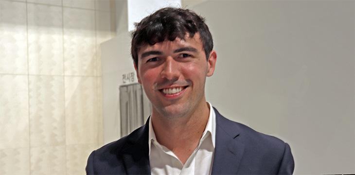 Connor Murray: podcaster turns entrepreneur