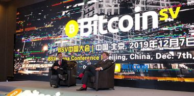 Craig Wright Fireside Chat in China: 'We don't want machines dictating our lives'