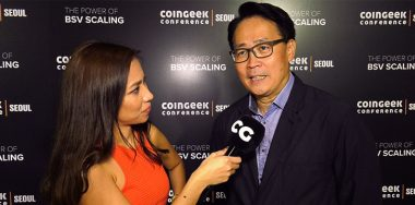Hong Kong Blockchain Association's Tony Tong on BSV, gaming and tokenization