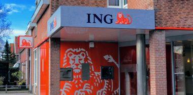 据报道,ING银行正进入加密货币托管空间