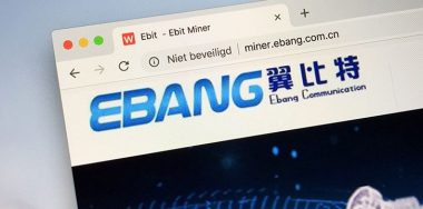 Crypto miner maker Ebang to file for US IPO