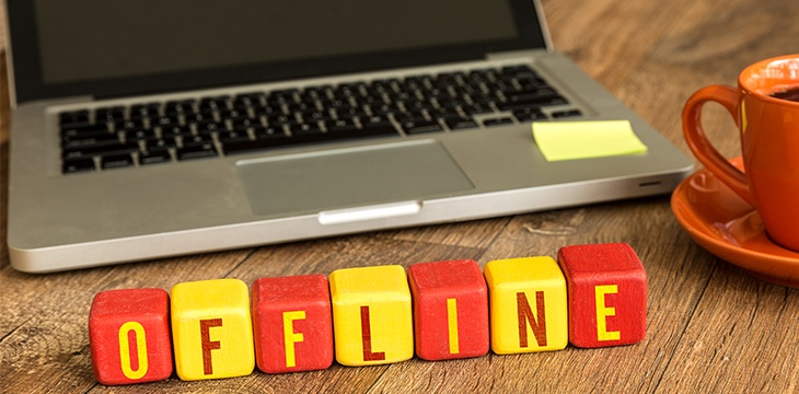 OneCoin website goes offline as Ponzi scheme continues to fall apart
