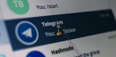 SEC filing requests Telegram investment advisor to testify