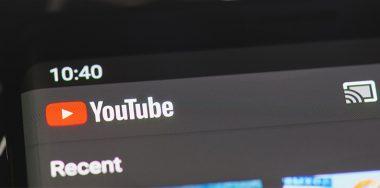 本周的科技界:YouTube与加密行业之战