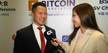 China has reawakened to the Bitcoin promise with BSV: Jimmy Nguyen