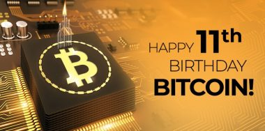 Happy Birthday Bitcoin! 11 years since first software release