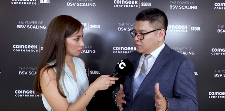 Lin Zheming talks incentivizing email with Bitcoin SV