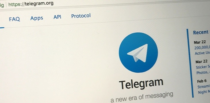 Telegram releases names of important investors in fight with SEC