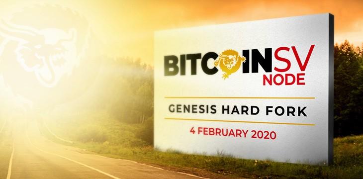 Bitcoin SV (BSV) network completes historic Genesis hard fork