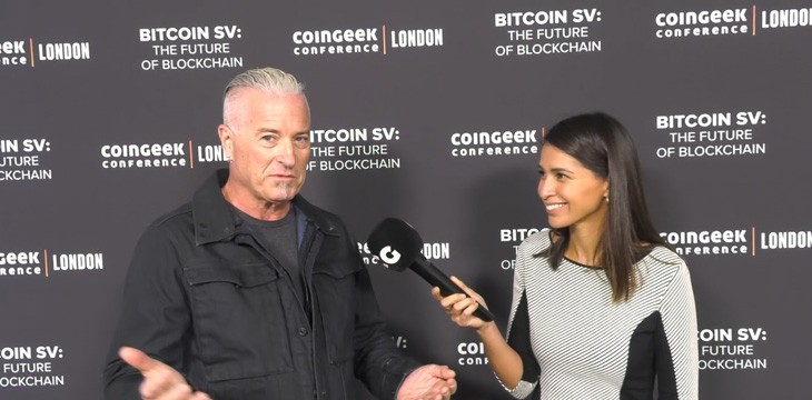Calvin Ayre: EHR Data shows enterprise-level project could be made on top of public blockchain