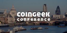 5位华人区块链精英登上CoinGeek伦敦大会发表演讲