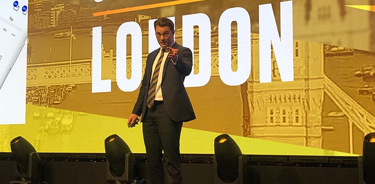 CoinGeek London 2020: Josh Petty delves into future of social networks on Bitcoin
