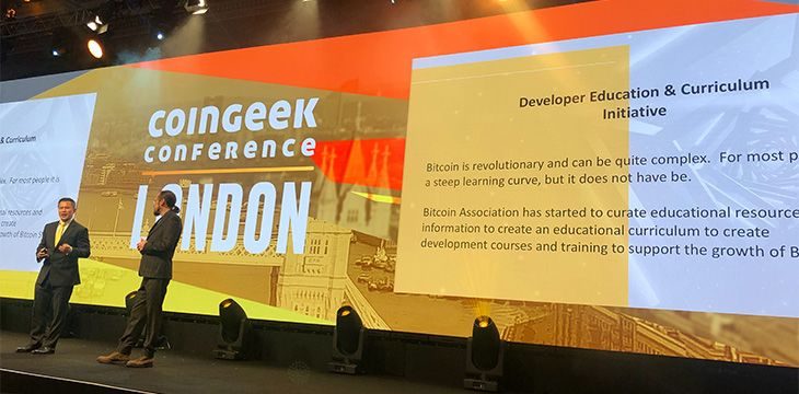 coingeek-london-bitcoin-sv-wiki-and-bsv-devcon-reveale
