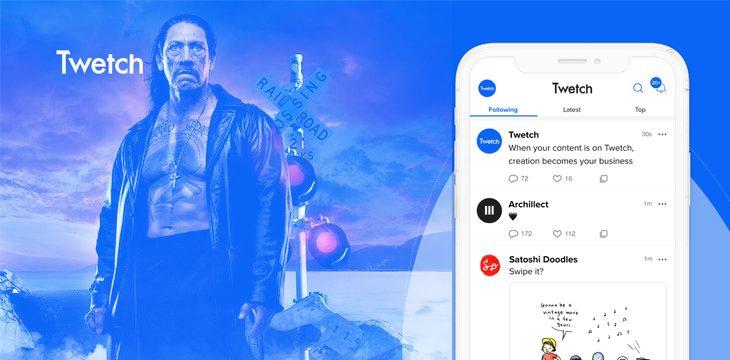 Danny Trejo launches Twetch channel, joins Money Button